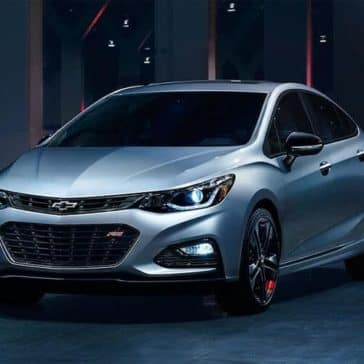 2019 Chevrolet Cruze moonlight drive