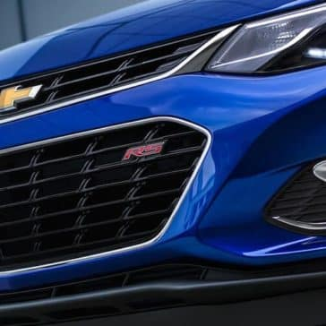 2019 Chevrolet Cruze front grille