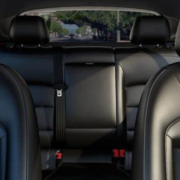 2019 Chevrolet Cruze leather seats