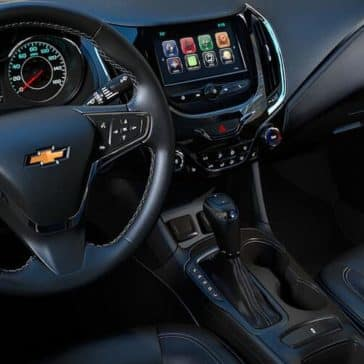2019 Chevrolet Cruze dashboard