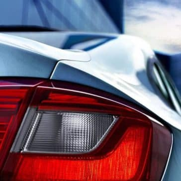 2019 Chevrolet Cruze rear lights