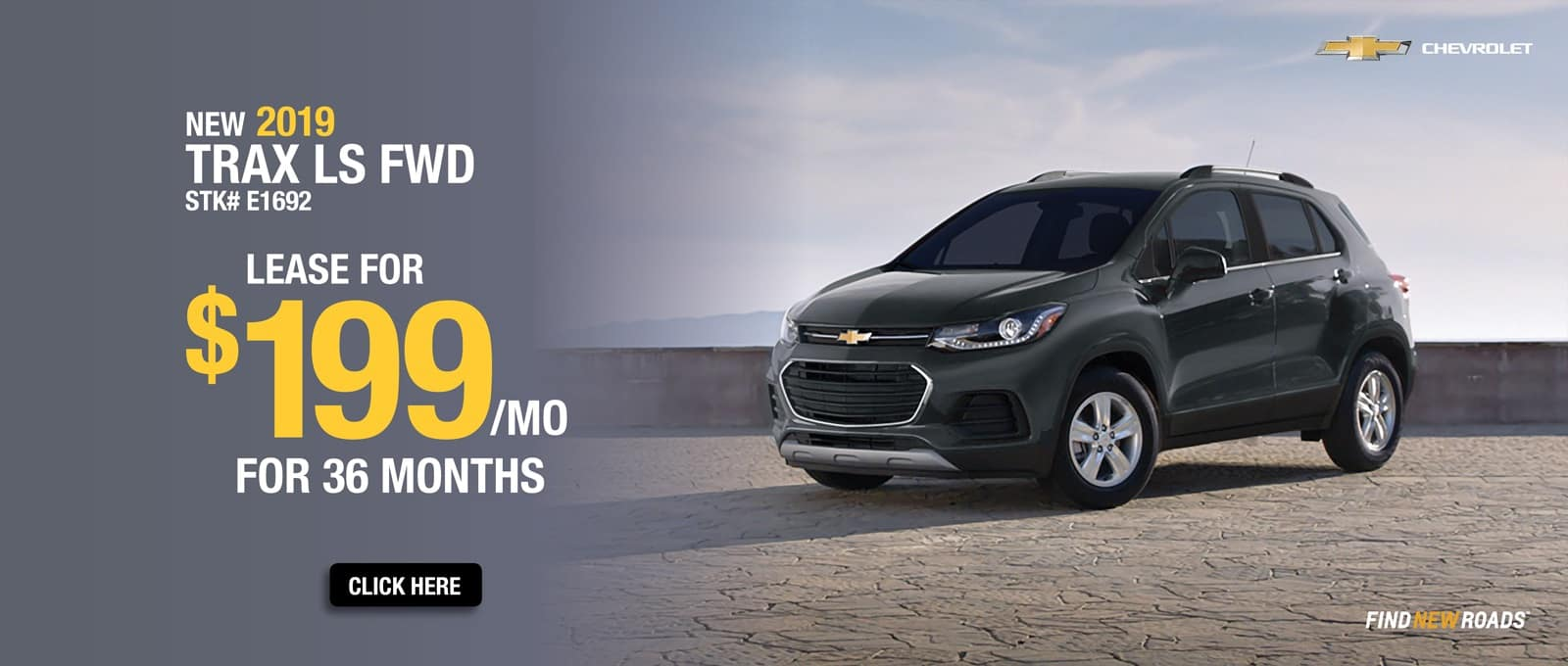 Chevy Trax Lease