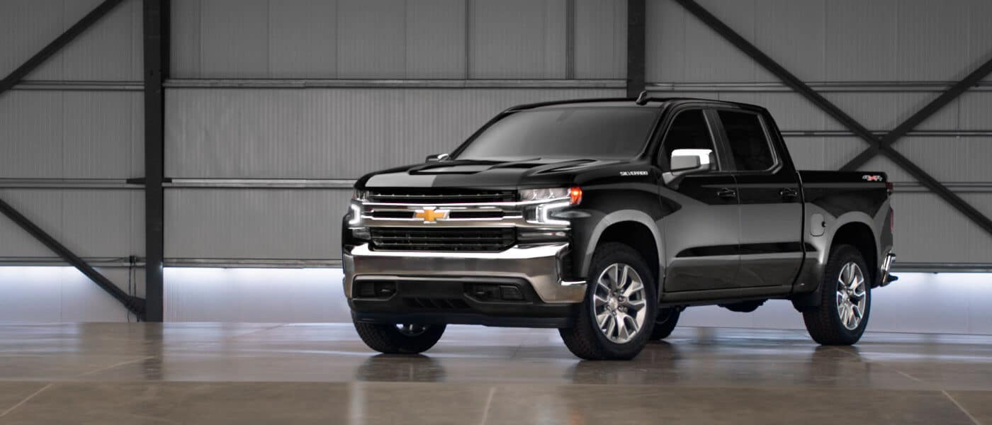 2020 Chevy Silverado 1500 Review