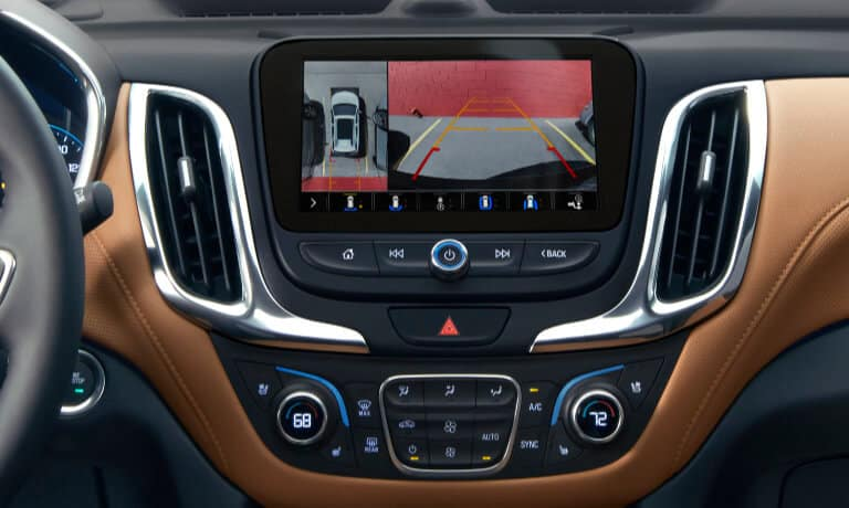 2020 Chevy Equinox Infotainment System