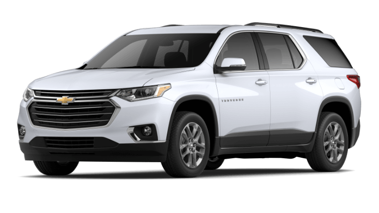2020 Chevrolet Traverse - Summit White