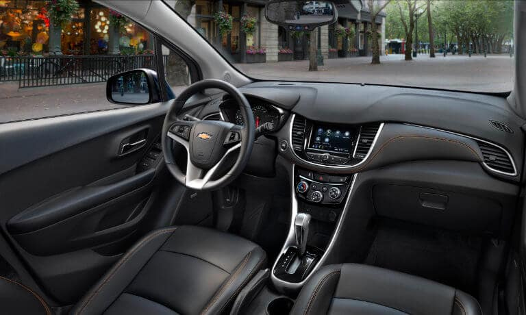 2020 Chevrolet Trax Interior front seats