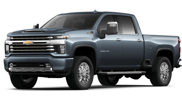 Shadow Gray 2020 Chevy Silverado 2500 HD High Country