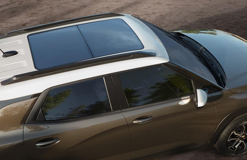 2021 Chevy Trailblazer exterior image