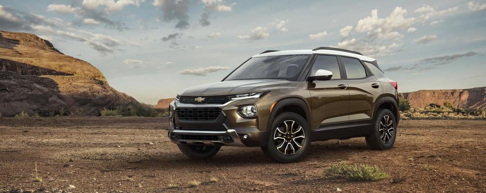 2021 Chevy Trailblazer top image
