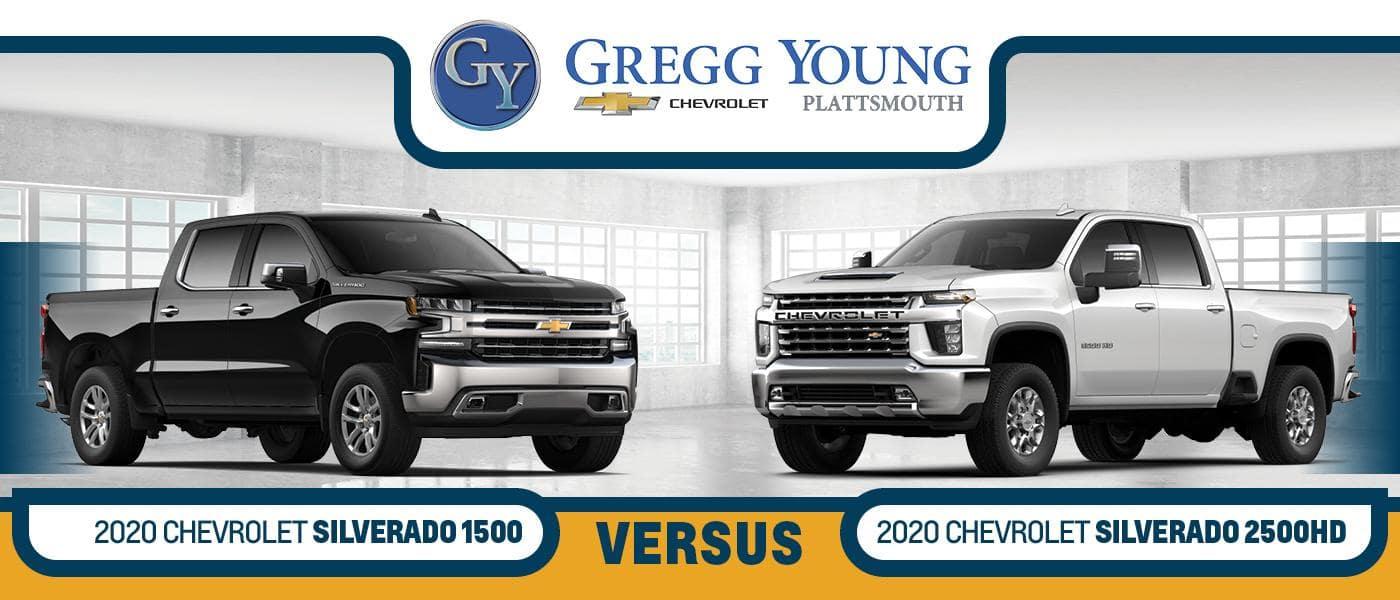 2020 Chevy Silverado 1500 Vs 2500hd Engine Specs Towing Capacity