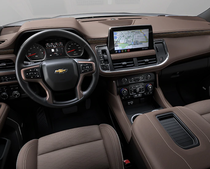 2021 Tahoe technology features