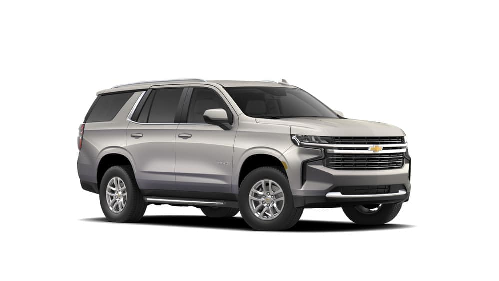2021 Chevy Tahoe LT trim
