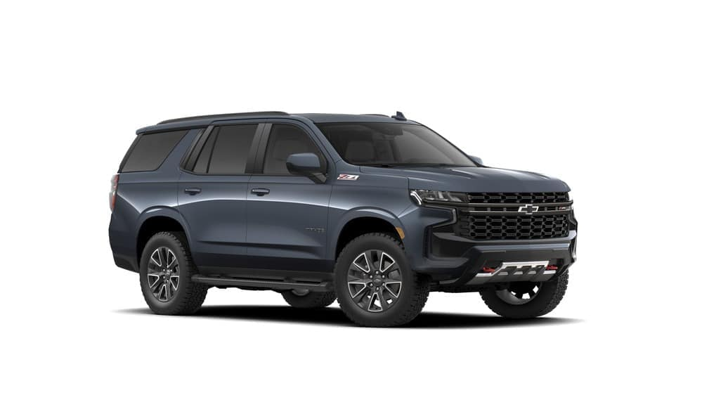 2021 Chevy Tahoe Z71 trim