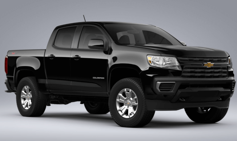 2021 Chevy Colorado LT