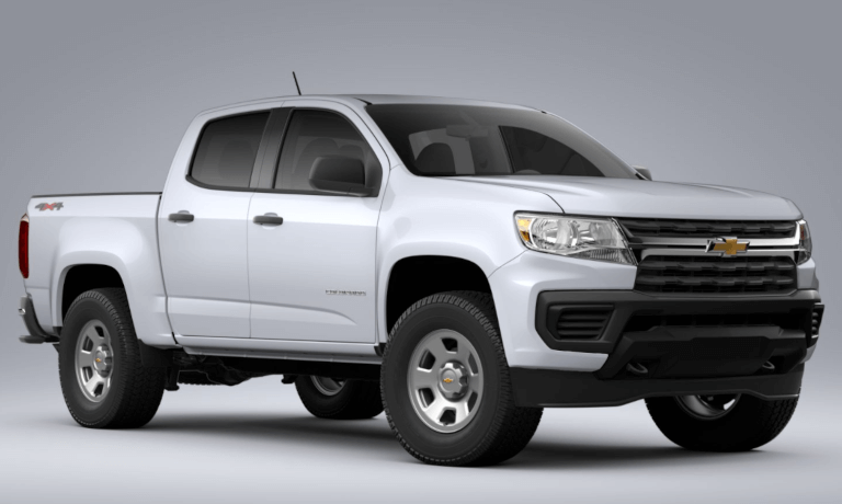 2021 Chevy Colorado WT