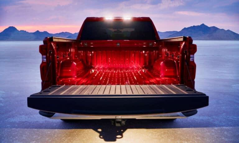 2021 Chevrolet Silverado 1500 Exterior Design