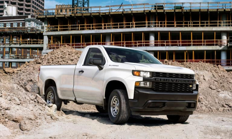 2021 Chevy Silverado 1500 for Sale
