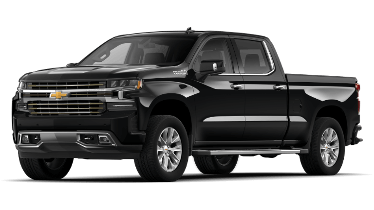 2021 Chevrolet Silverado 1500 High Country Trim