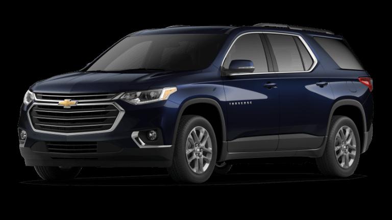 2021 Chevy Traverse LT