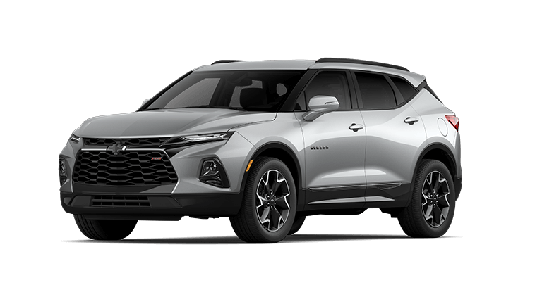 Incoming 2021 Chevy Blazer Vehicles