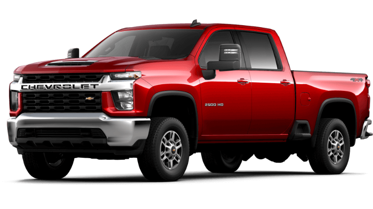 Incoming 2021 Chevy Silverado Vehicles