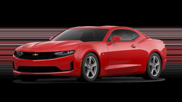 Incoming 2021 Chevy Camaro Vehicles