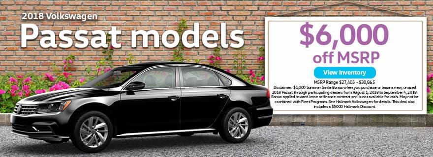 Hallmark Volkswagen | Premier VW Dealer in Nashville Tennessee
