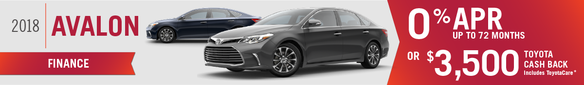 2018 Toyota Avalon for sale in Mission Hills, CA