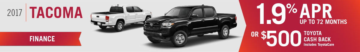 2017 Toyota Tacoma for sale in Mission Hills, CA