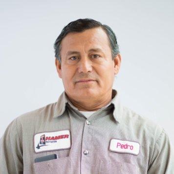 Pedro Morales