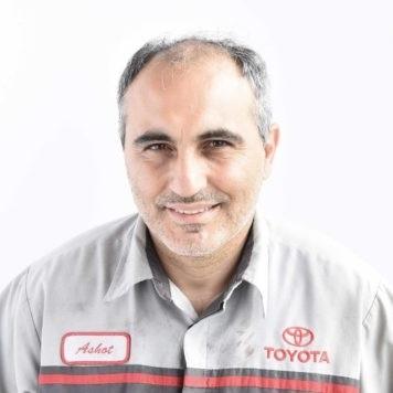 Ashot Rostomyan