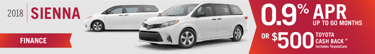2018 Sienna for sale in Mission Hills, CA
