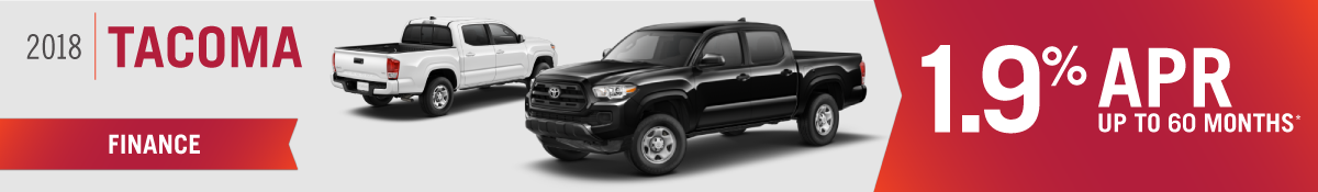 2018 Tacoma for sale in Mission Hills, CA