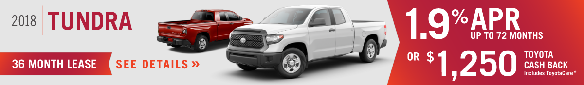 2018 Tundra for sale in Mission Hills, CA