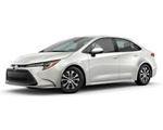 Corolla Hybrid sideview