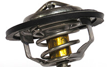 thermostat of mercedes-benz