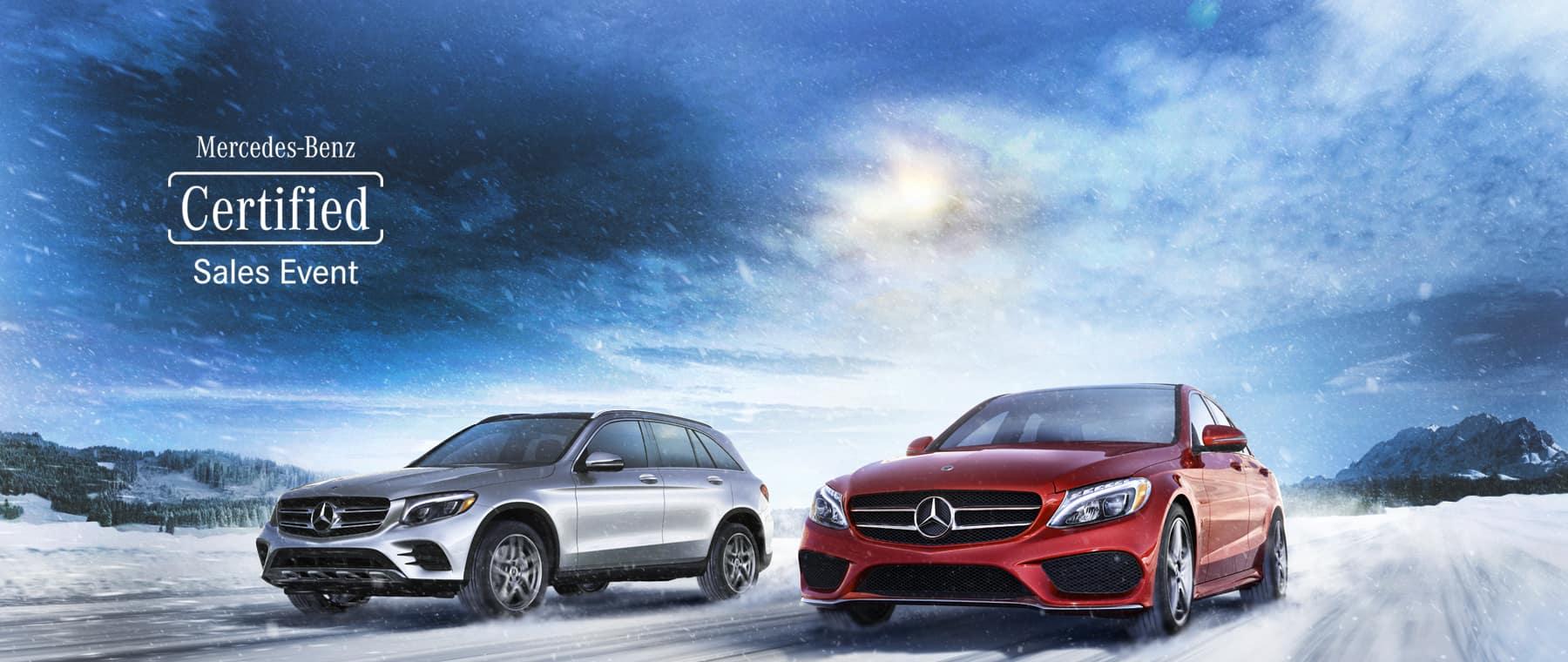 Mercedes-Benz Certified Sales Event 2019