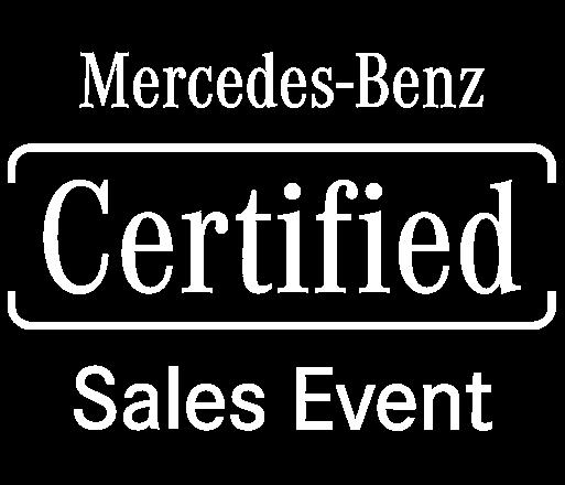 Mercedes-Benz Certified Sales Event