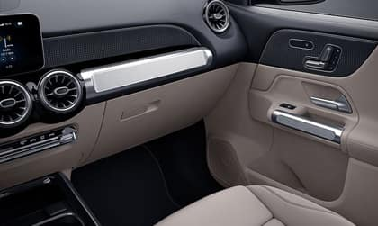 2020 Mercedes-Benz GLB Seats