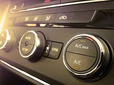 Mercedes-Benz Climate-Control System