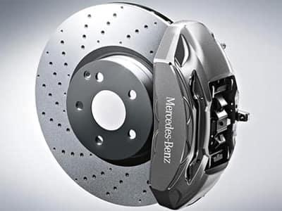 Mercedes-Benz Steering/Suspension/Brakes