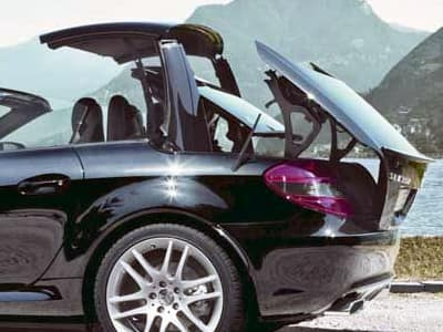 Mercedes-Benz Convertible/Retractable Top Systems