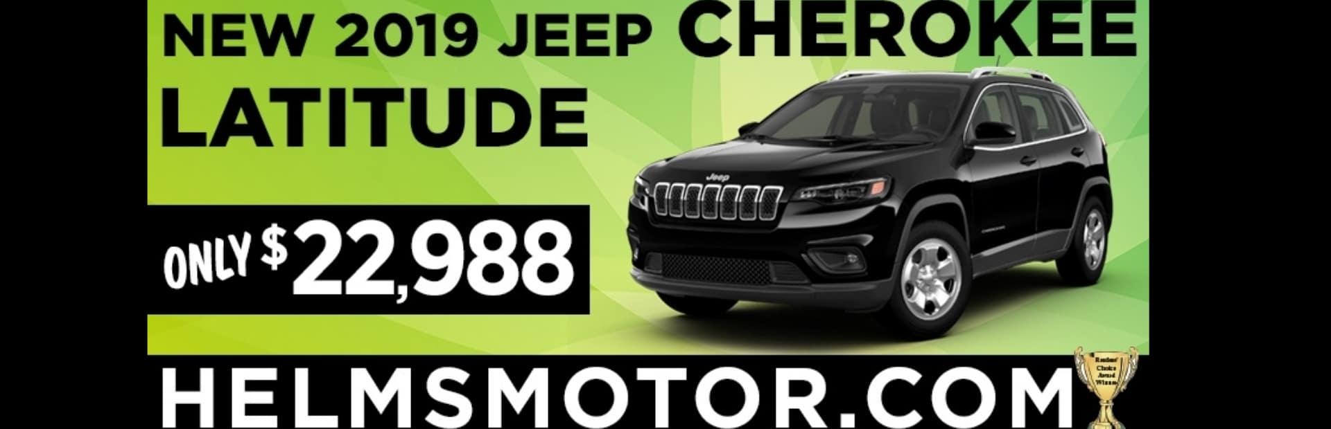 Helms Motor Co Chrysler Dodge Jeep Ram Dealer In Lexington Tn