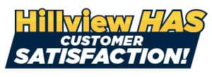 Hillview Has Customer Satisfaction