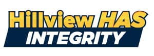 Hillview Has Integrity