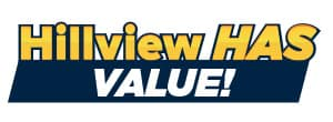 Hillview Has Value