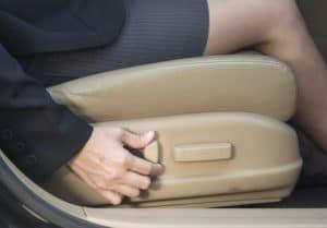 seat adjusting