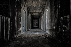 Haunted Funeral Home near Greensburg