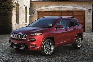 2018 Jeep Cherokee in Greensburg