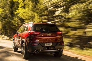 2018 Jeep Cherokee Performance